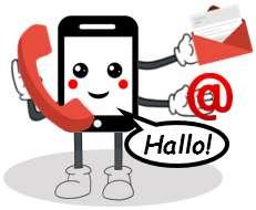 DeutschlandSim Kontakt & Hotline