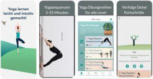 Die 3 überzeugendsten Yoga-Apps für's iPhone