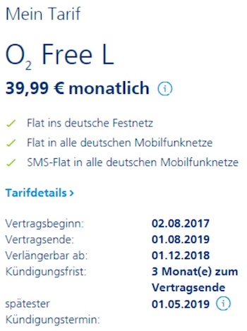 O2 Free Handytarif Test - Vertrag auf dem Prüfstand